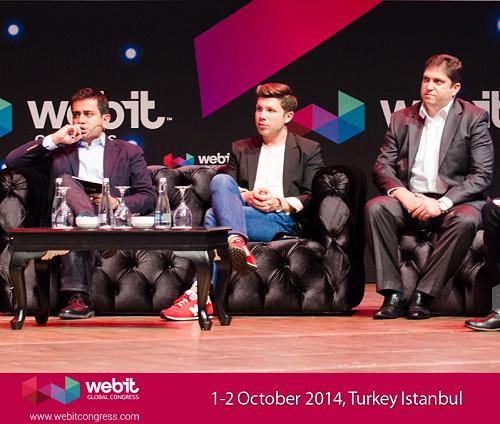 IndigoVerge at Webit Istanbul
