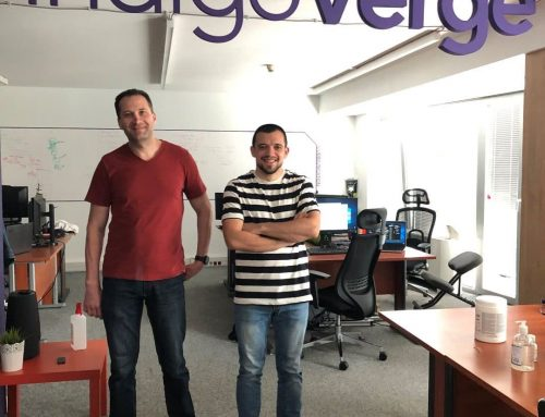 Our team keeps growing! We welcome on board two new team members!